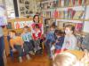 Obisk šolske knjižnice